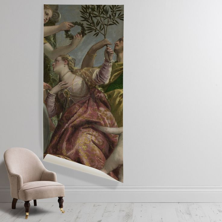 'Allegory of Love, IV ' Mural - National Gallery from £210  | Shop Canvases & Wall Murals at surfaceview.co.uk