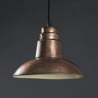 Bridgeport Hanging Lamp (India)