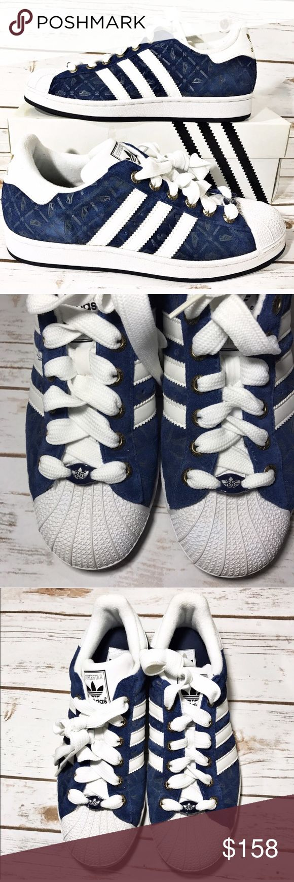 Adidas Superstar 35 aniversario serie 35 Top Secret formadores Outlet