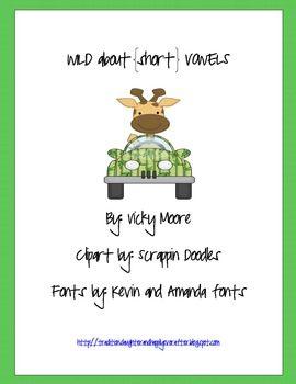 Wild about short vowels