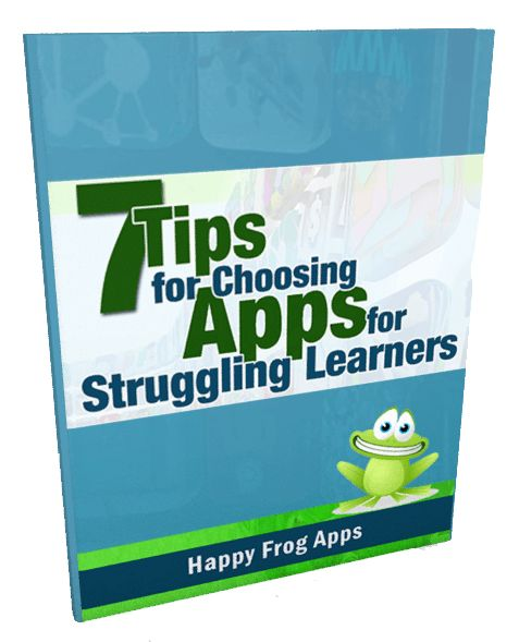 Great checklist for choosing  the best educational apps.  It's FREE so get it now! You'll learn how to identify quality apps in less than 2 minutes.