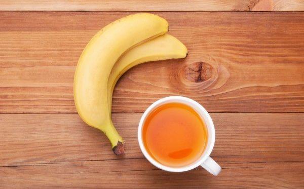 Ceaiul din COJI de BANANE – leac călugăresc pentru DEPRESIE, ANXIETATE și tulburări de SOMN   La Taifas