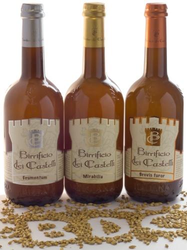 Birrificio dei Castelli - Arcevia (AN) #birra #beer artigianale priva di conservanti, non sottoposta a pastorizzazione e filtrazione.