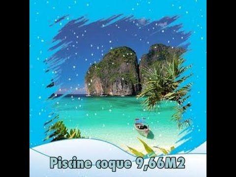 屳  +33 (0) 6 30 66 78 63 Piscine coque Saint-Laurent-du-Var
