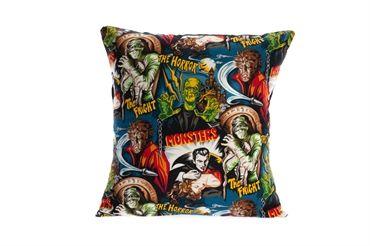 Classic Horror movie - cushion