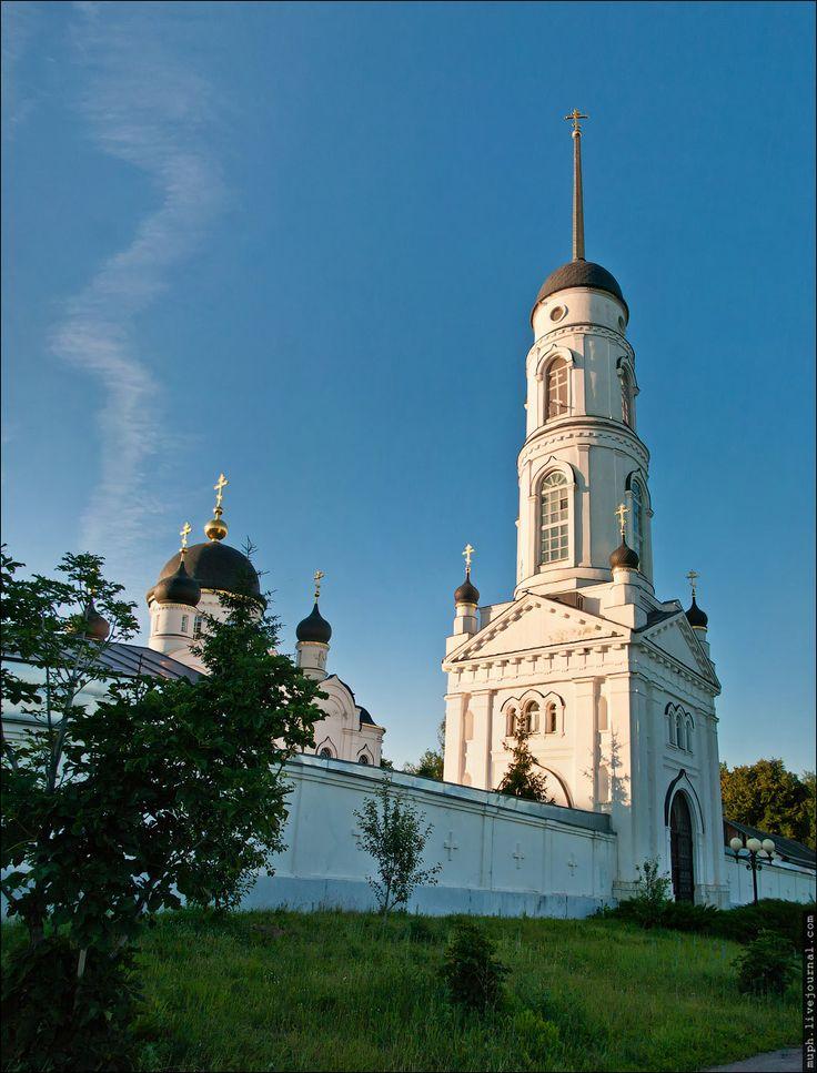 Задонск.Свято-Тихоновский Преображенский женский монастырь