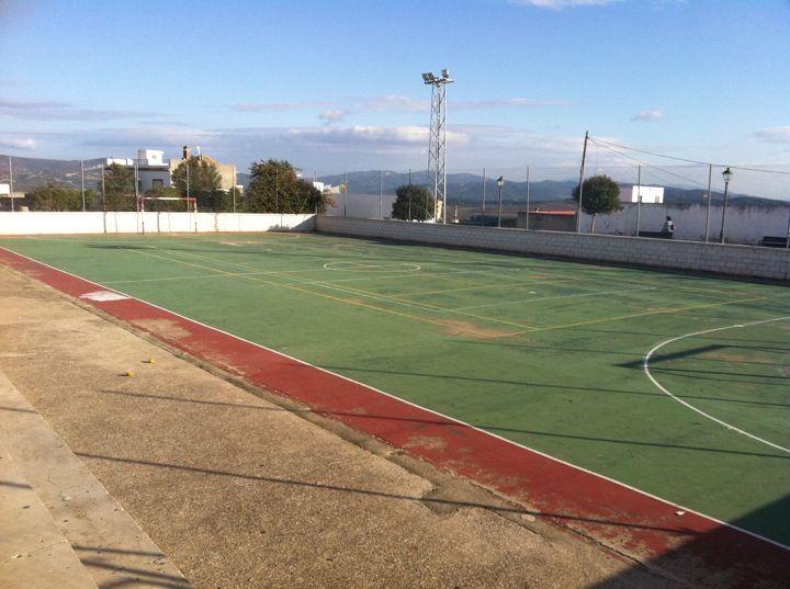 Las Pistas Verdes en Benalup-Casas Viejas, Andalucía