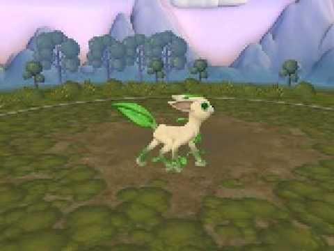 Spore Pokemon: Leafeon