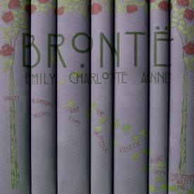 Bronte Sisters Books @Lara Elliott Stroud