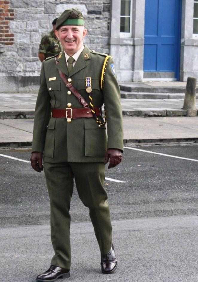 130 best Irish Army Uniforms images on Pinterest