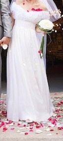 Robe mariée David Fielden