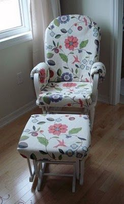 How To Make A Slip Cover For Nursery Glider Which Just Might This Chair Able Stay In Our Home Bit Longer The Pinterest