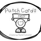 Use these FREE Punch Cards in your classroom! Use these as behavior incentives, homework incentives, AR incentives, or many other ways! Download ...