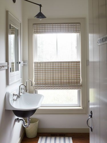 Best 25 modern country bathrooms ideas on pinterest for Decorative windows for bathrooms