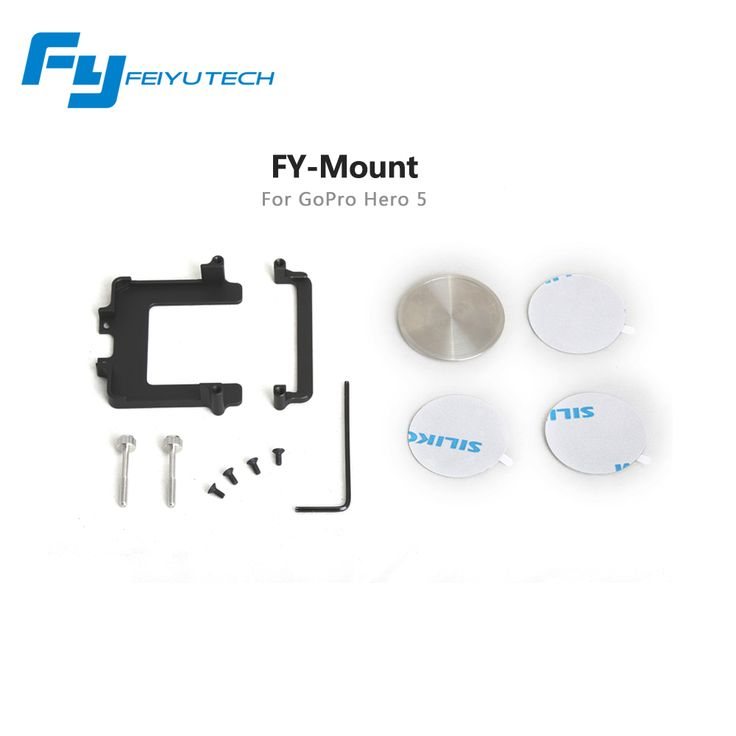 Aliexpress.com : Buy Feiyutech offical store ! FY new mount for GoPro Hero 5 and only compatible with G4 Gimbal  from Reliable store lowes suppliers on FEIYUTECH official store