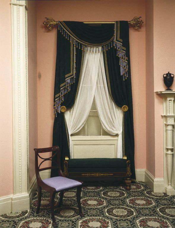 91 best images about aidan 39 s luxury drapes on pinterest for 18th century window treatments