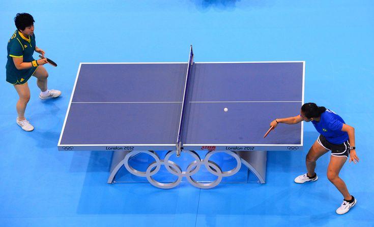 Tennis da tavolo: piccola racchetta, grande impegno!