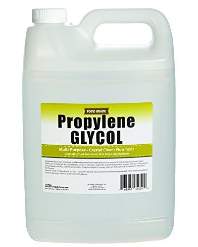 Propylene Glycol - 1 Gallon - USP Certified Food Grade ...