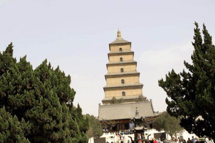 Que visitar en Gran Pagoda del Ganso Salvaje