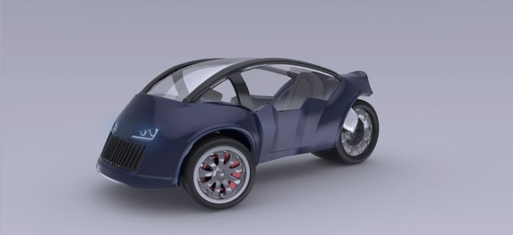 3D Printed Cars and the Effect They Could Have on the Auto Industry #all3dp #3D #printed #car