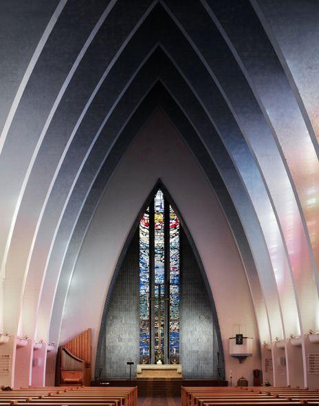 Kirche am Hohenzollernplatz - Berlin - Fritz Hoger - 1933