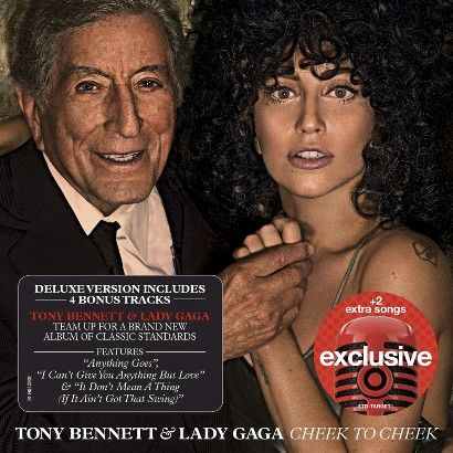 Tony Bennett/Lady Gaga - Cheek To Cheek (Deluxe Edition) - Target Exclusive