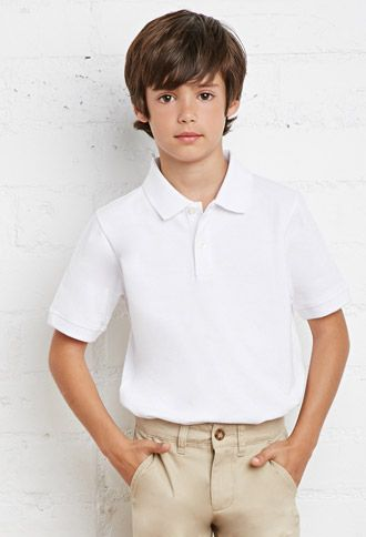 school uniform polo kids