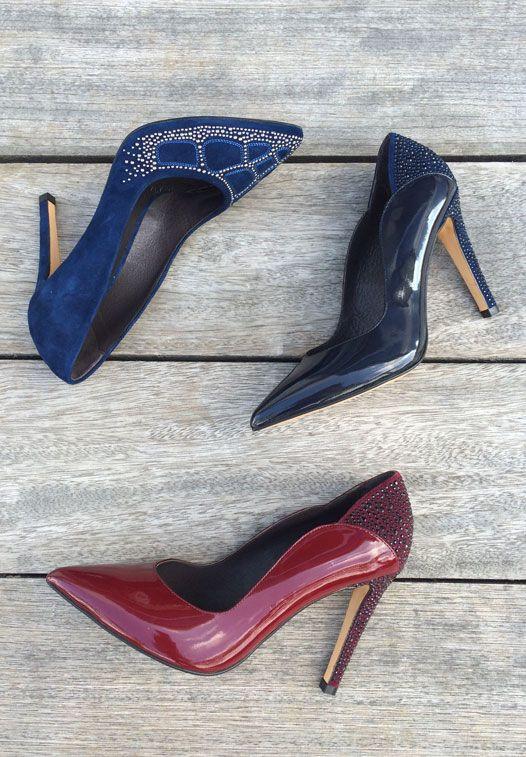 Tienda online zapatos de marca El Dantés & 1TO3 & Roberto Botella - Zapatos elegantes - Zapatos de tacón