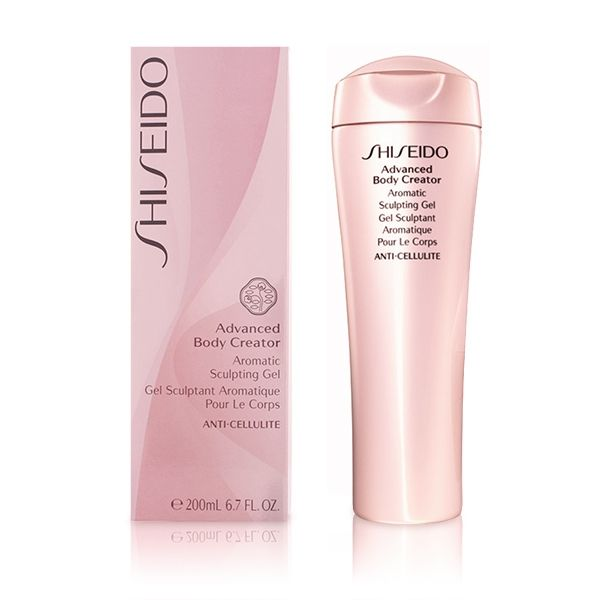 Shiseido - BODY CREATOR advanced aromatic sculpting gel 200 ml Shiseido 45,79 € https://shoppaclic.com/creme-anticellulite-e-rassodanti/1685-shiseido-body-creator-advanced-aromatic-sculpting-gel-200-ml-0768614102922.html