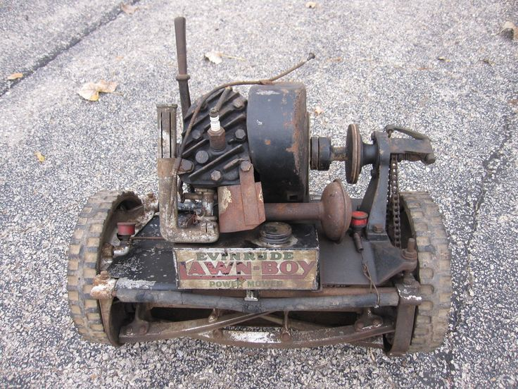342 Best Vintage Mowers Images On Pinterest Grass Cutter