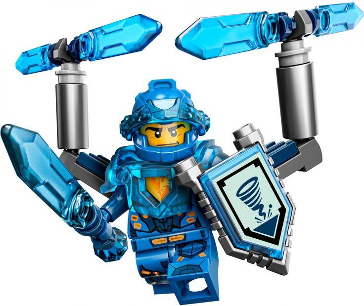 Laat de zwaarden op het ultra-harnas van Ultimate Clay in het rond zwiepen om je tegenstanders omver te kegelen! Bevestig de 4 Lava-drakenvleugels om ze vanuit de lucht onder vuur te kunnen nemen. Bescherm jezelf tegen de dodelijke wapens van je vijand. De Leukste LEGO koop je op https://www.olgo.nl