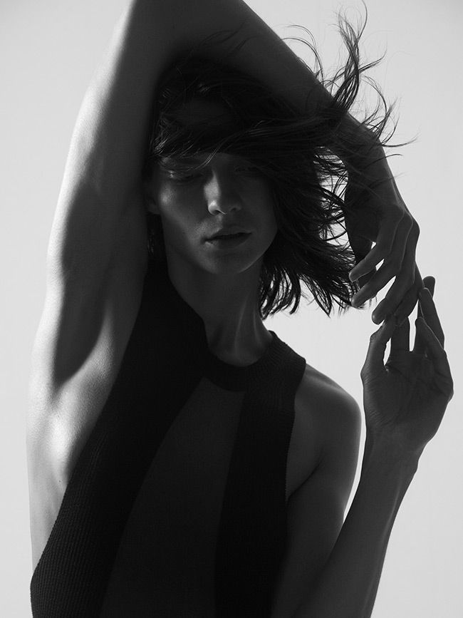 Joseph, spring 2015Karolin Wolter by David Sims