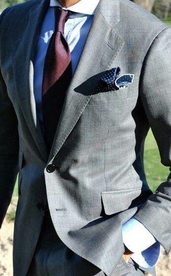 Gray Suit☆