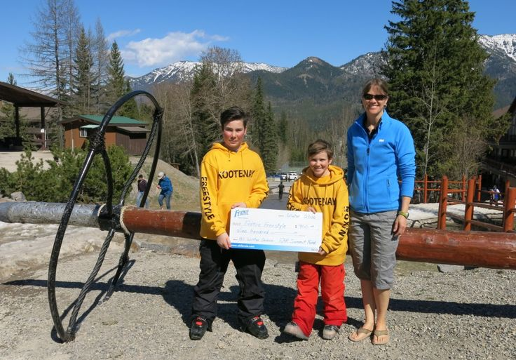 Congratulations to Fernie Freestyle Ski Club skiers Andrew Nixon and Sam Goodison on their great representation of Fernie at the BC Winter Games this winter.  We were proud to support these young athletes via the Fernie Alpine Resort Summit Fund. Both athletes posted impressive results: Sam Goodison - 3rd overall  5th in Big Air, 5th in Slopestyle, 6th in Moguls Andrew Nixon - 16th overall 7th in Moguls, 17th in Big Air, 18th in Slopestyle Well done!