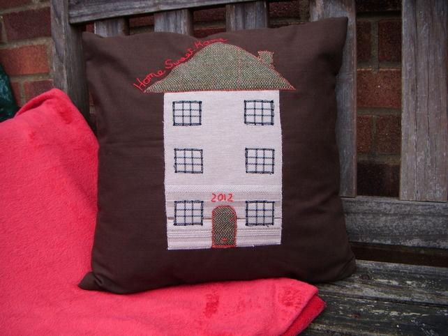 Home Sweet Home Cushion £35.00