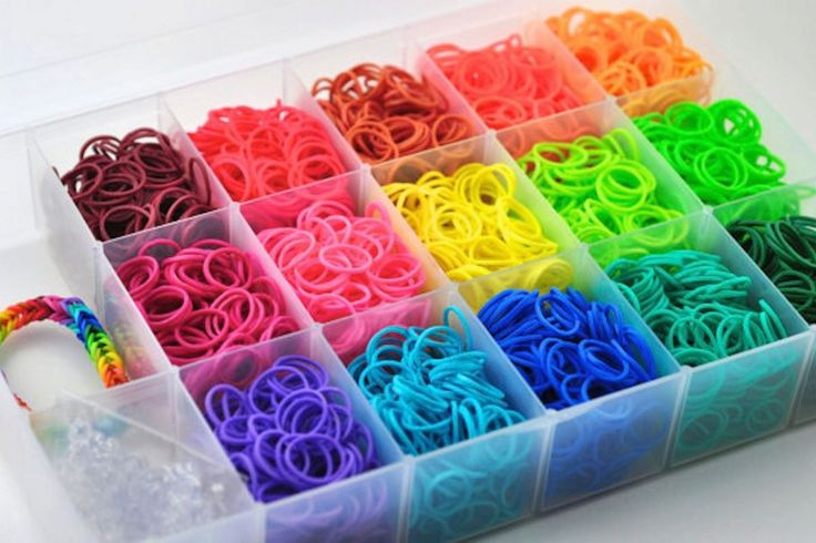 perfect organizing tips for you!! just go to Michaels, a.c. moors, amazon,  five and below, or Walmart. look for a bead case or rainbow loom case and just have every color in one box!