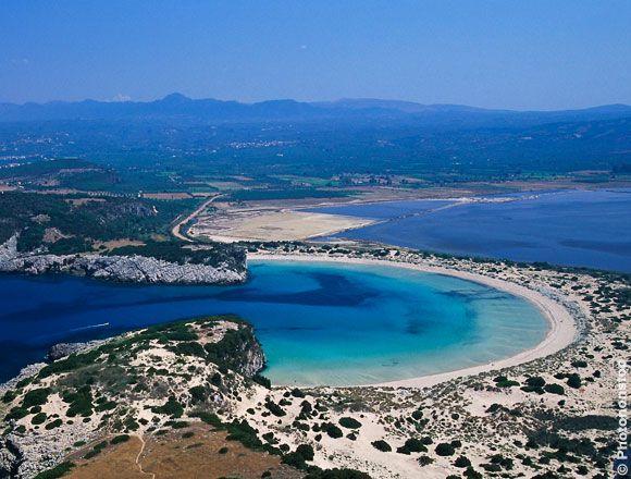 Les plus belles plages du sud du Péloponnèse
