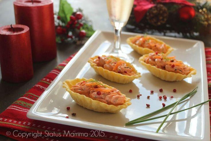 antipasto facile veloce con salmone formaggio cremoso Statusmamma Giallozafferano foto blog tutorial passo passo