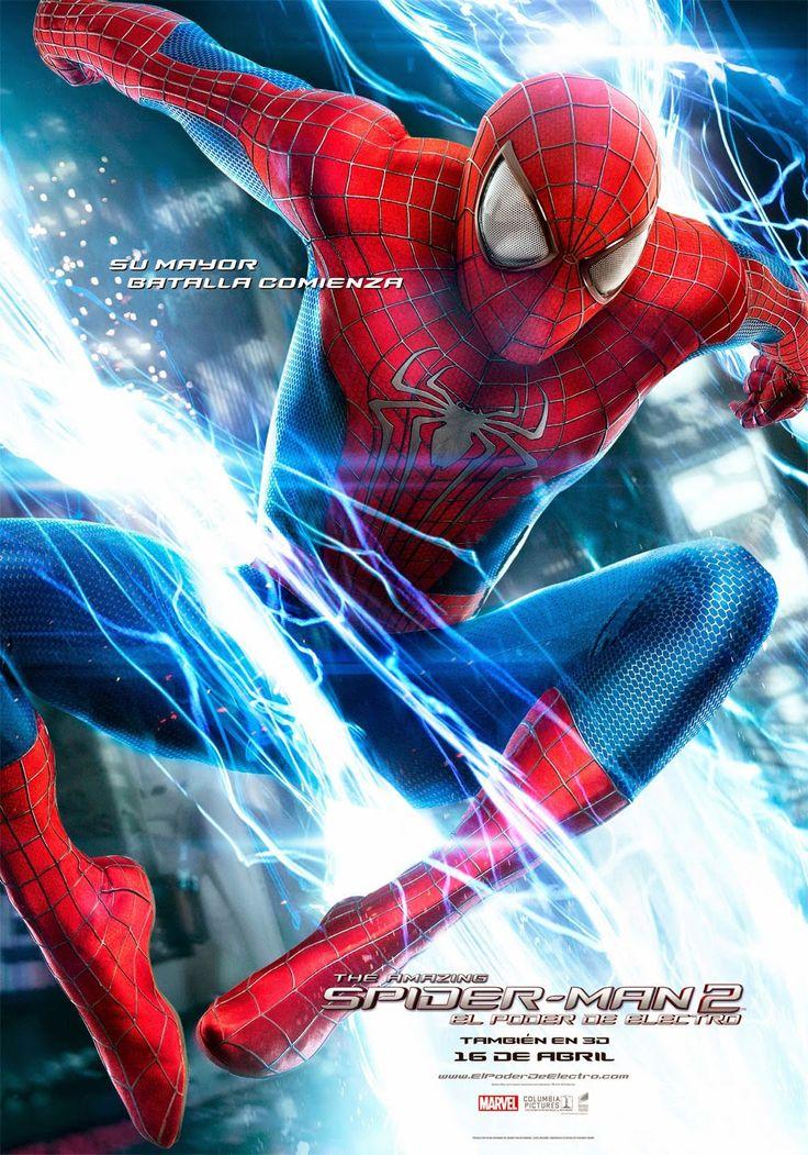 Con el cine de superhéroes en todo su esplendor, hace unos meses se estrenó la segunda parte del reboot de Spider-man. ¿Os gustó? ¿Os decepcionó? La crítica, en mi blog http://mismundosaudiovisuales.blogspot.com.es/2014/05/breaking-bad-serie-completa.html