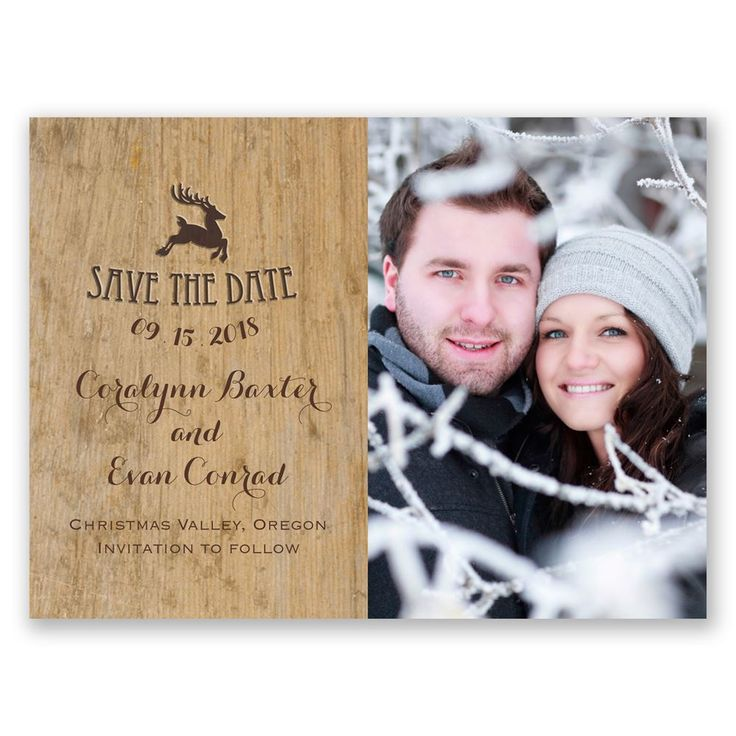 25 best Holiday Save the Dates images on Pinterest Holiday cards
