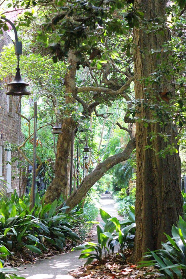 Living History In Charleston, South Carolina and The Kings Courtyard Inn
