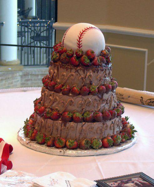 Top Baseball Cakes: Best 25+ Baseball Grooms Cake Ideas On Pinterest