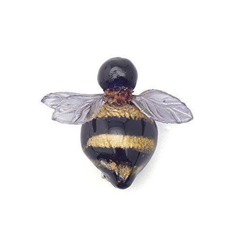 Small Bee Brooch by Cilea