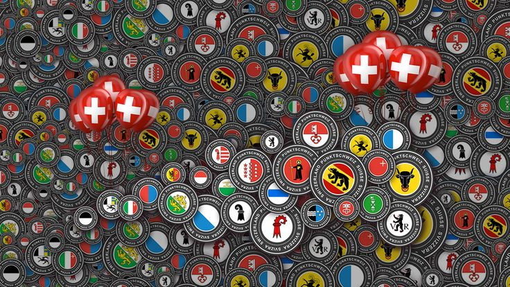 1. August: Zum Schweizer Nationalfeiertag | Fête nationale suisse | Festa nazionale svizzera | Festa naziunala svizra | Swiss National Day.