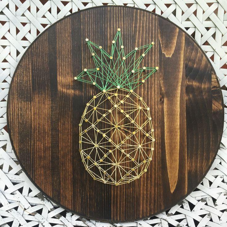 DÉCO -- Pineapple --