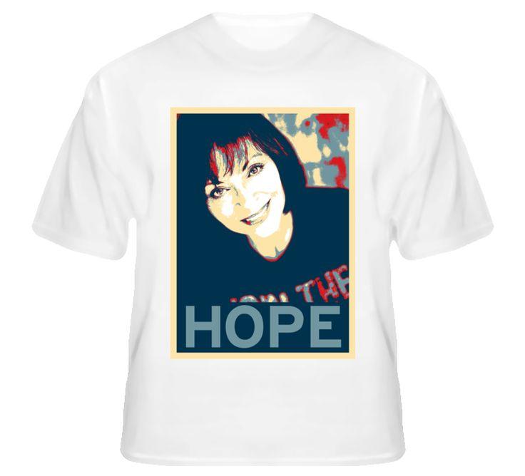Karen Sheperd Martial Arts HOPE T Shirt