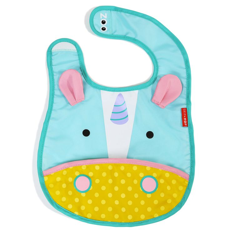 Skip Hop - Zoo Tuck-Away Bibs | West Coast Kids
