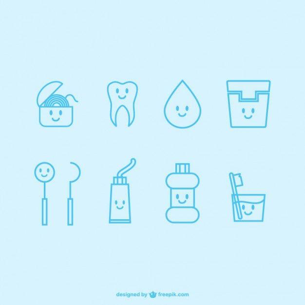 Iconos Dentista