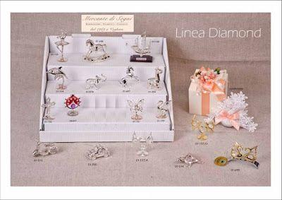 """https://mercantedisognivoghera.blogspot.it/2016/11/collezioni-la-diamond-cristallo-e.html   Collezioni L'A Linea """"DIAMOND CRISTALLO E LAMINATO"""" Articoli in cristallo 24% taglio diamante e laminato bagno argento   BALLERINA - CAVALLO DONDOLO - VELIERO DELFINO - ELEFANTE - CAVALLO RAMPANTE GIRAFFA - CROCE - COCCINELLA - FARFALLA CIGNO - VESPA - AUTO - COPPIA COLOMBE TARTARUGA - COPPIA CIGNI"""