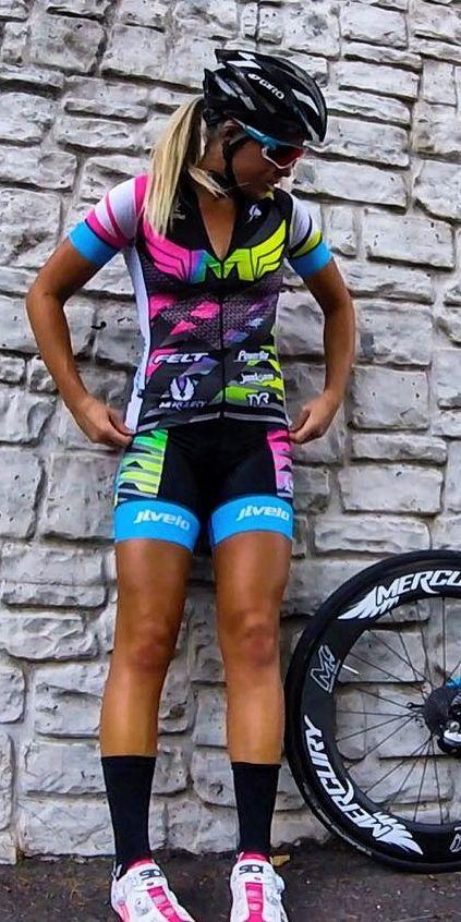 JLVelo Women's Mackenzie Madison Collection Cycling & Triathlon Made in USA